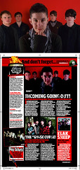 The Casino Brawl - Metal Hammer - August 2009 | by Benjamin Gibson