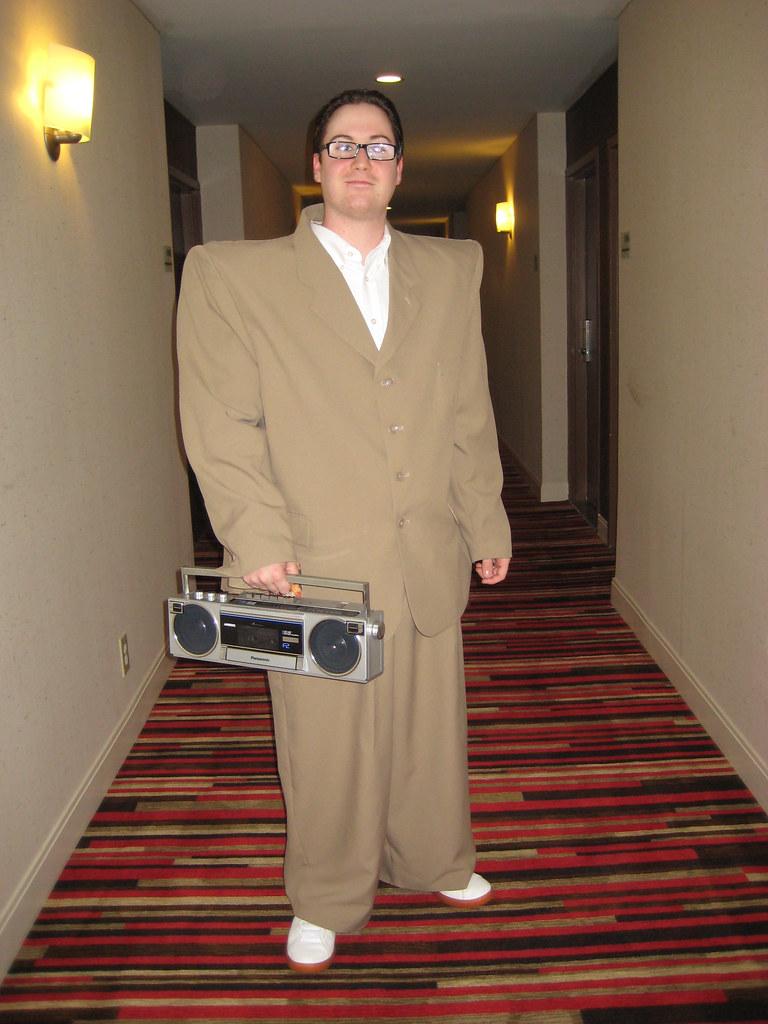 David Byrne Costume