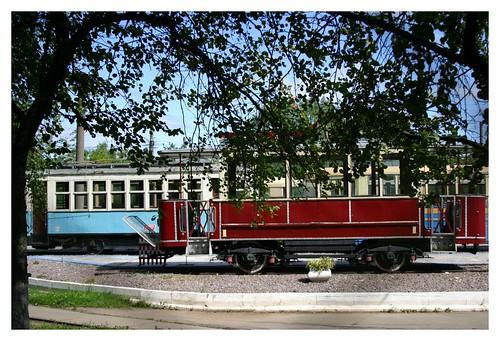 В Москве прошёл парад трамваев