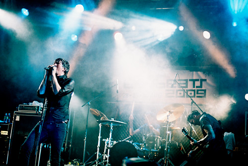 Baybeats 2009: Anberlin | by Exsalisis