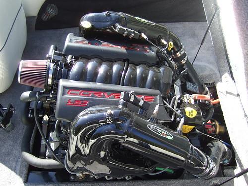 New Corvette Ls3 Engine From Malibu Exclusive To Malibu