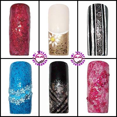 mis uñas decoradas (tips) 1   Flickr - Photo Sharing!