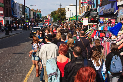 how to get to camden market from victoria