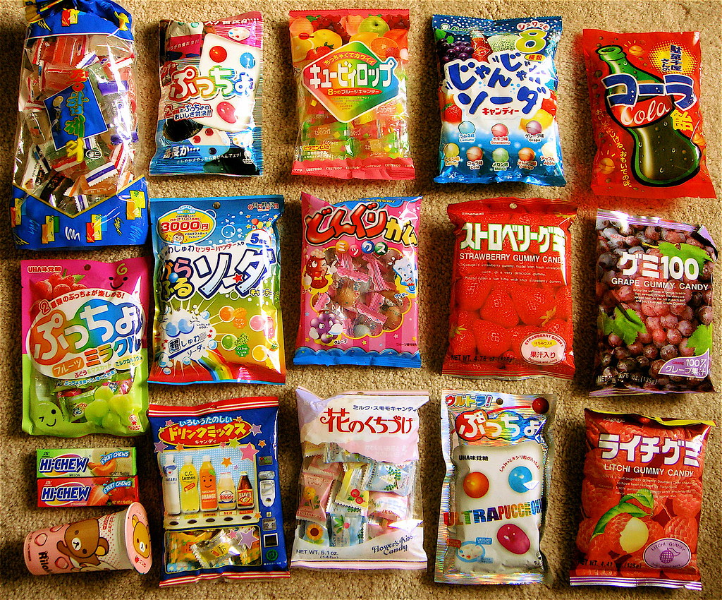 Asian Candies 78