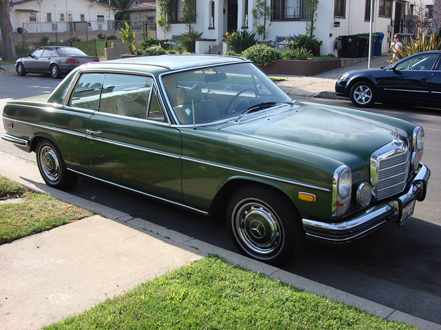 Mercedes Benz Coupe >> 1973 Mercedes-Benz 280C Coupe   This was a fun daily driver.…   Flickr