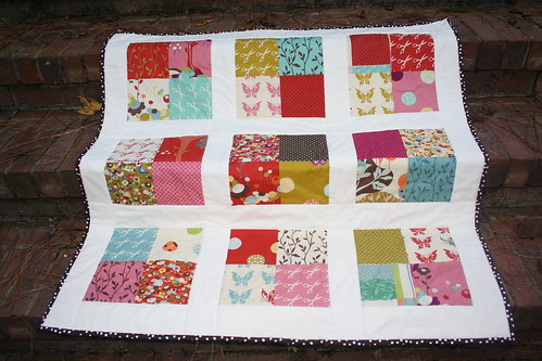 quilt front | by Knitty Nikki