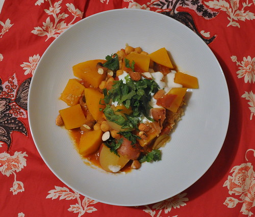 Butternut Squash and Chickpea Tagine | by Turntable Kitchen