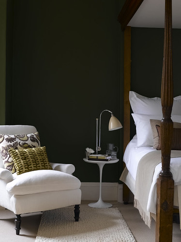 Little Greene Paint With Light Grey Cupboard