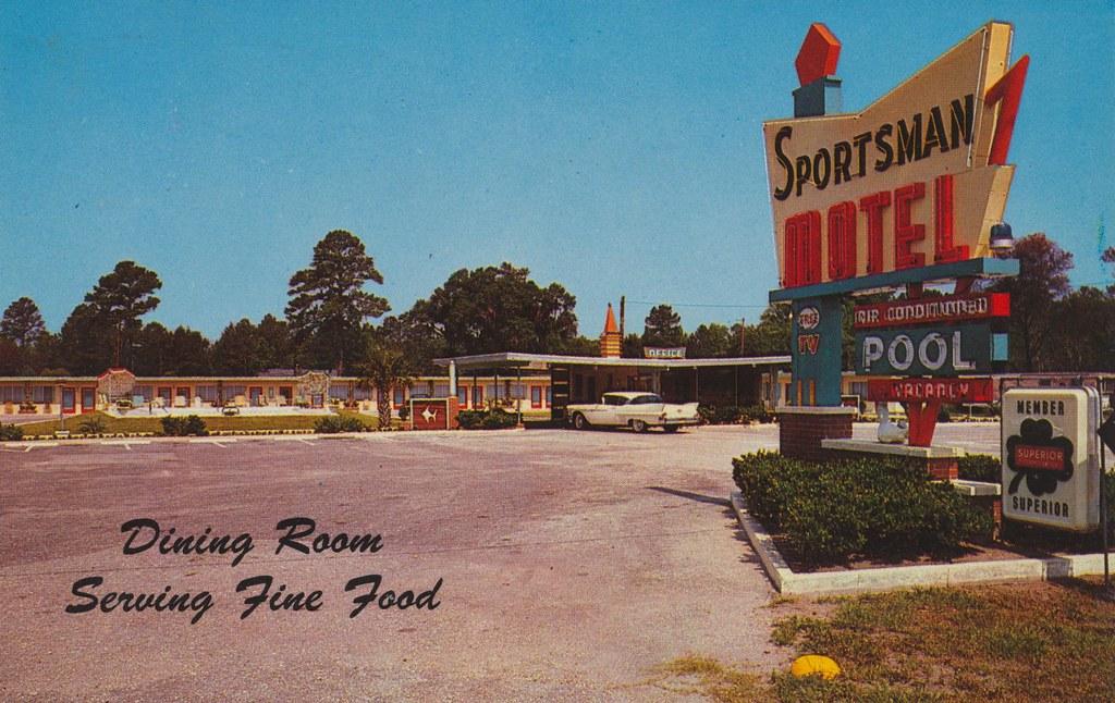 Sportsman Motel - Callahan, Florida