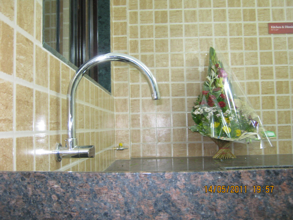 Piped Gas Quality Chromium Plated Fittings Granite Ce Flickr