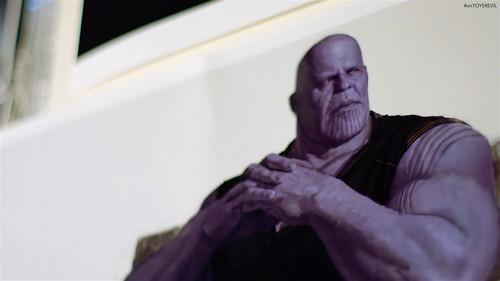 Avengers Infinity War - Thanos Concept Art