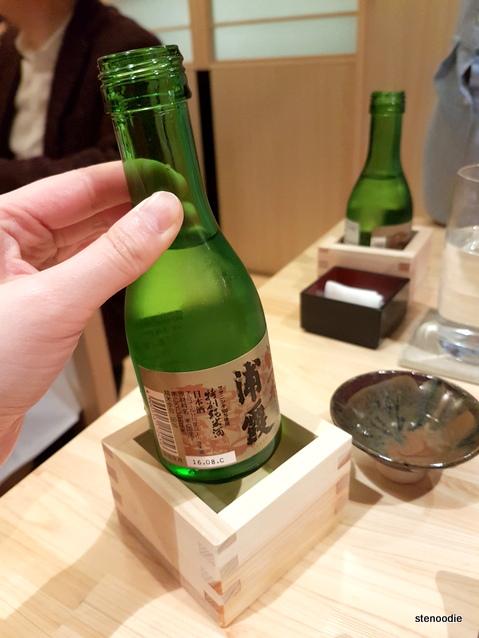 Ki-Ippon 180 sake