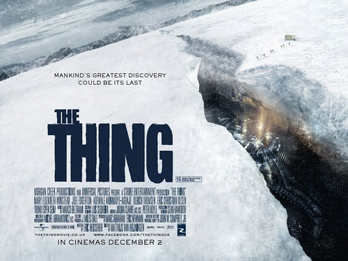 The Thing - 2011 - Poster 2