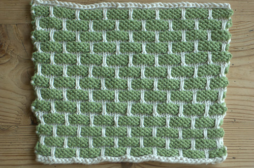 ballband dishcloth | by knitfaced