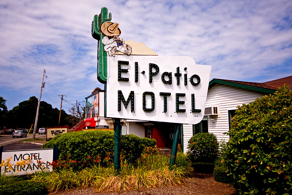 el patio motel randy fox flickr