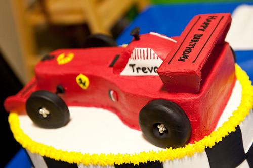 Ferrari Birthday Cake Singapore