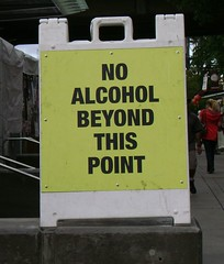 No Alcohol Allowed | by MethodDan