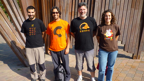 Catalan LoCoTeam Release Party T-shirts | by Alex Muntada