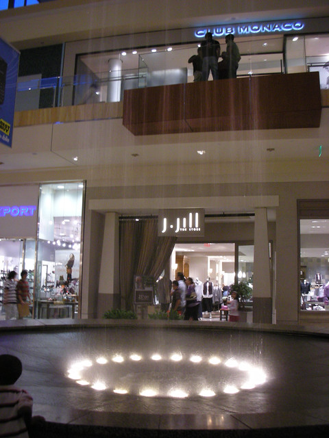 Galleria Mall Shoe Stores