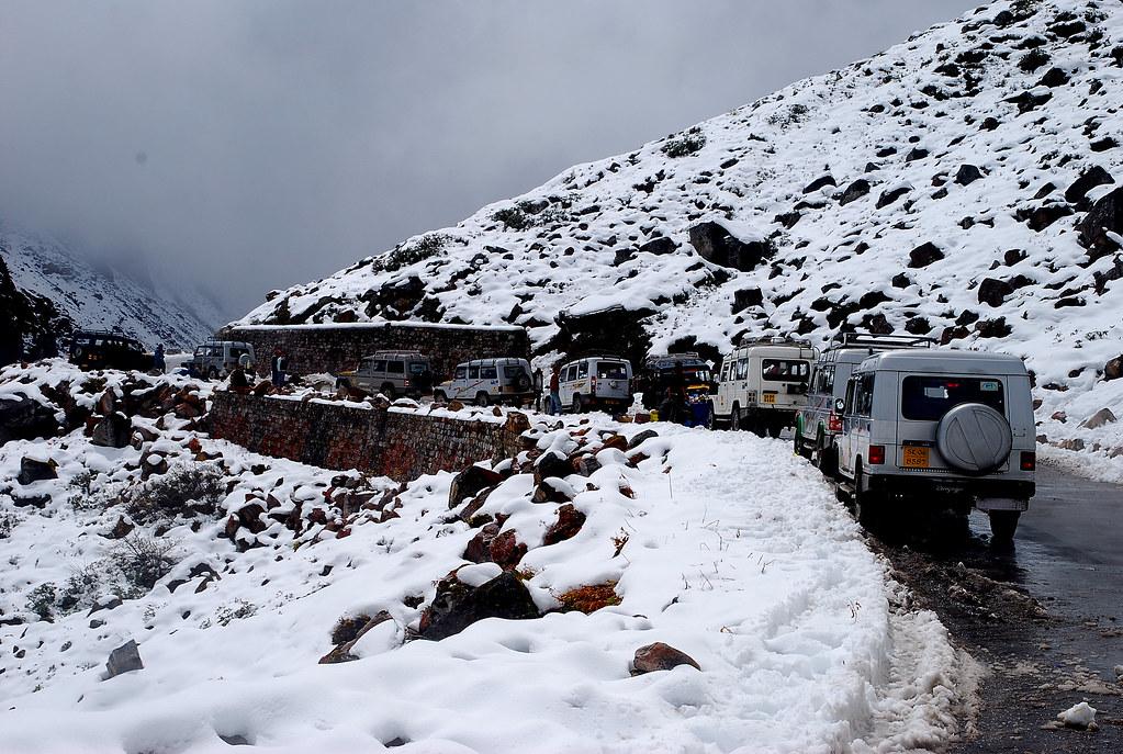 Yumesamdong Zero Point Sikkim India Yumesamdong