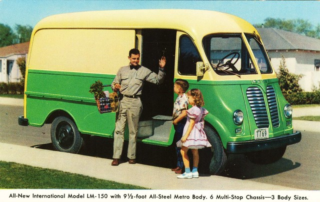 1950s Ford Trucks For Sale >> 1950 International Metro Delivery Van | Alden Jewell | Flickr