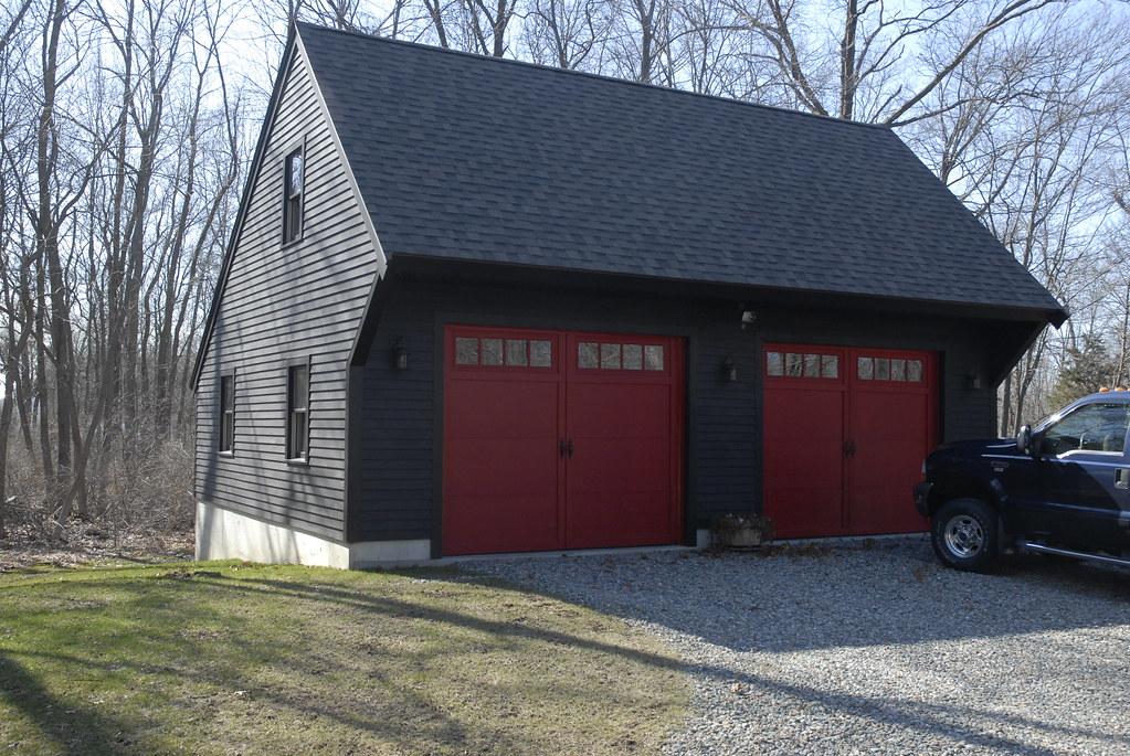 Saltbox garage saltbox garage with attic storage for The saltbox