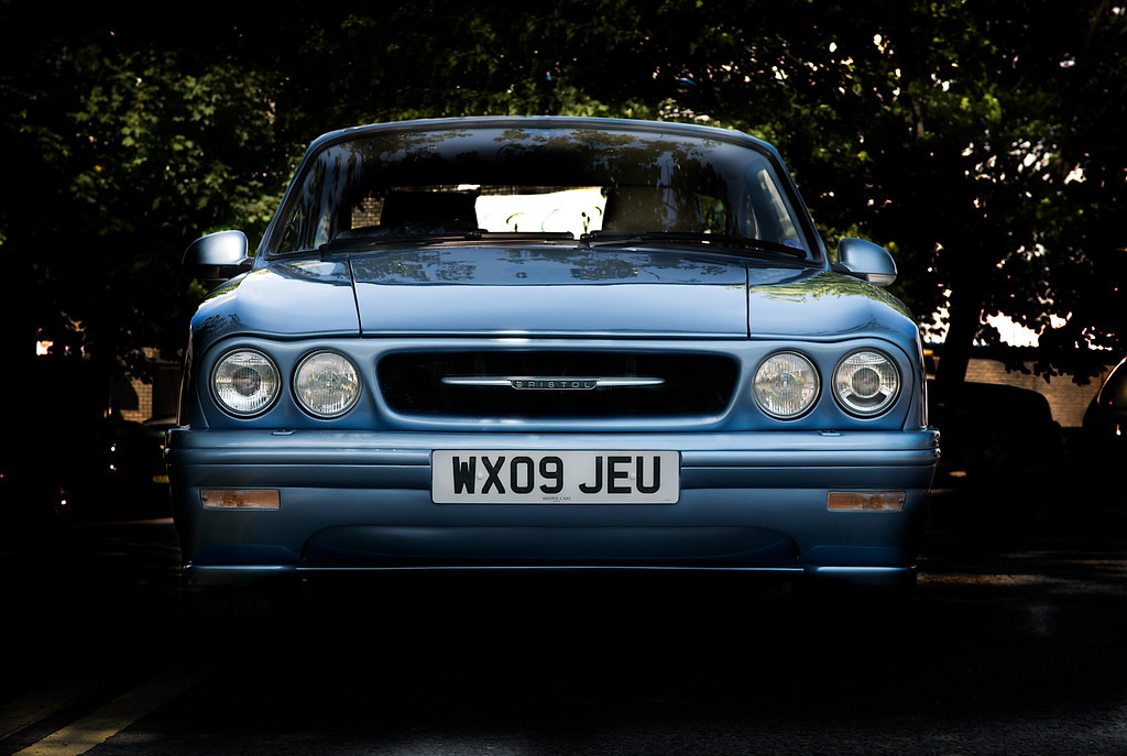 Bristol Blenheim Car Review