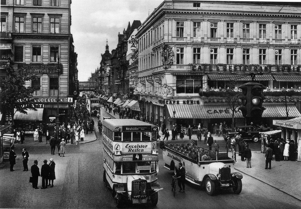 Where Is The Grand C >> Berlin 1925   the Berlin my grand-parents and great-grandpar…   Flickr