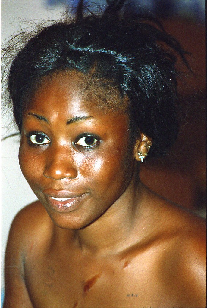 beautiful women african naked