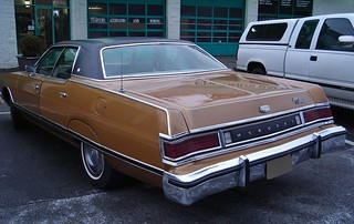 1978 Mercury Grand Marquis | by Custom_Cab
