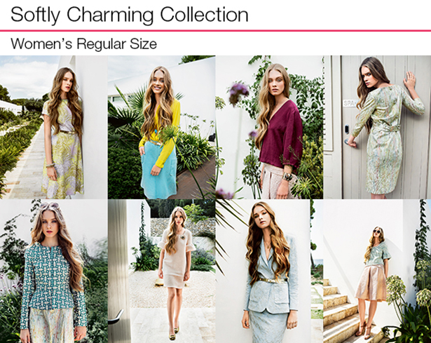 615 Softly Charming Collection