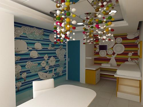 Dise O De Mobiliario Consultorio Pediatrico Consultorio