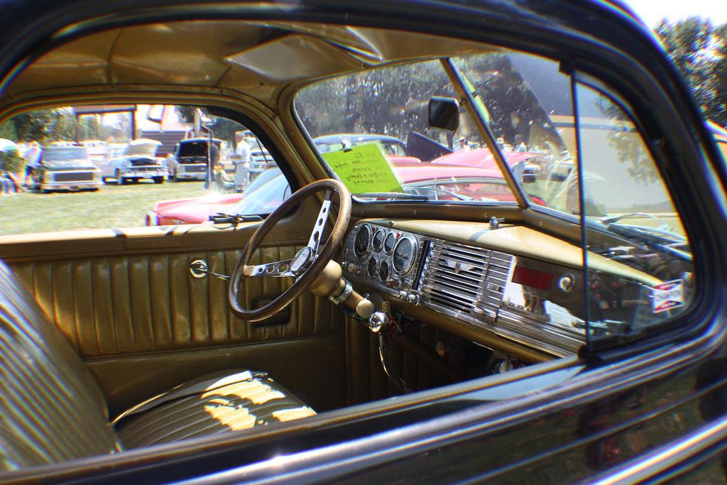 Gasser Dodge 1940 Dodge Gasser Solid Gold