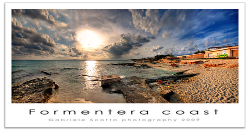 Panoramic View - Formentera coast | by gabrielescotto