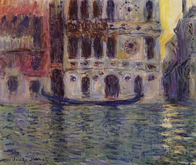 Claude Monet 1908 in Venice - W 1760 - Palazzo Dario | Flickr