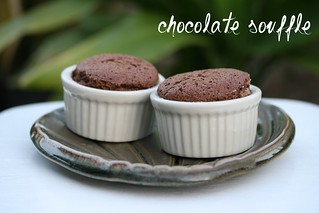 Chocolate Souffle - Food Librarian | by Food Librarian
