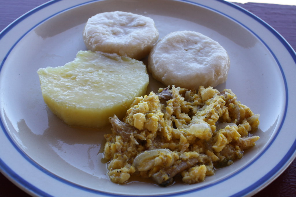 how to make ackee and saltfish jamaican style