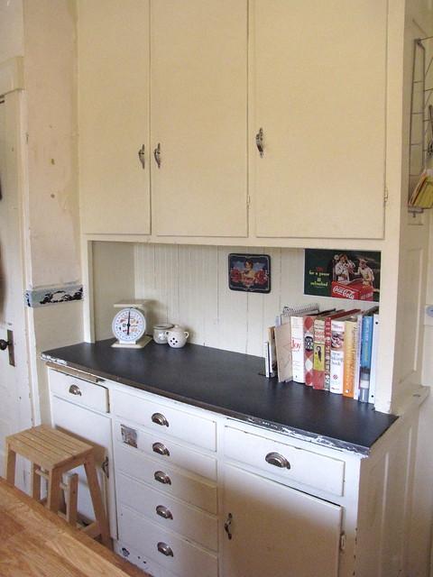 Repainting Kitchen Doors