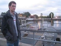 Neil at the Ballard Locks | by rd2epiphany