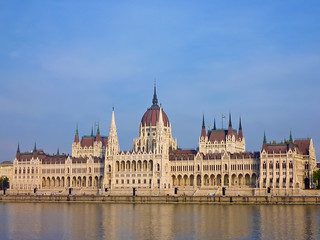 Houses of Parliament, Budapest, Hungary | by Frans.Sellies