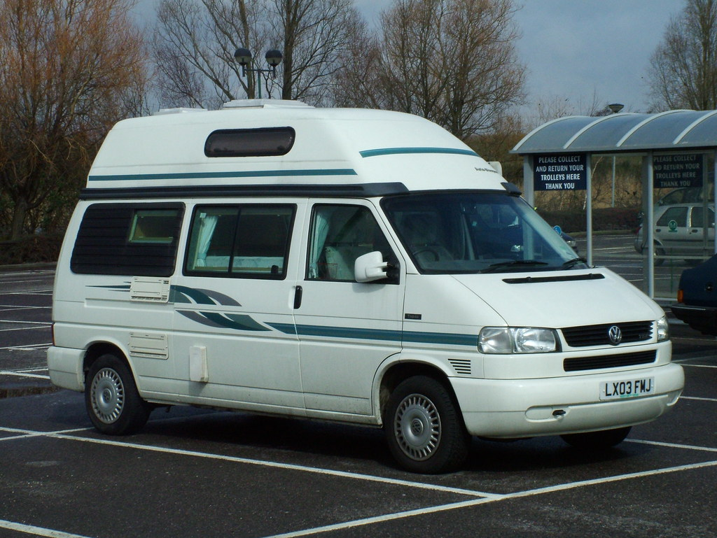 auto sleeper topaz vw auto sleeper topaz  volkswagen  flickr