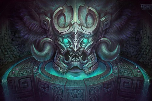 bringing-smite-s-mayan-death-god-ah-puch-to-life