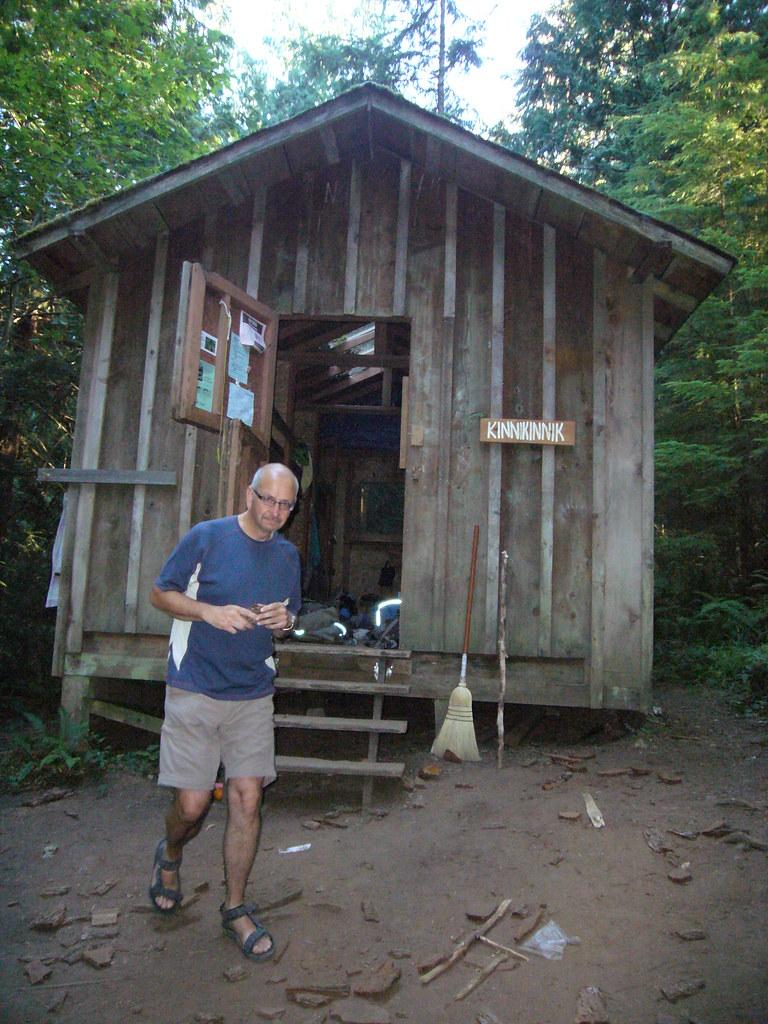 Camp Thunderbird Sooke Bc Ivan S Cabin Camp