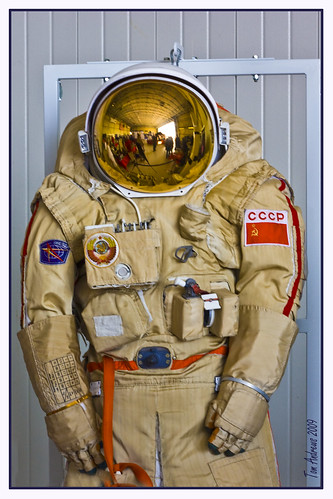 CCCP Space Suit - Pics about space