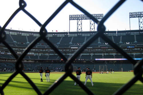 San Francisco: AT&T Park - Knothole Gang | by wallyg