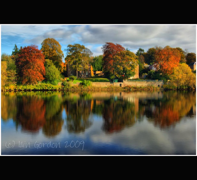 Photography Perth Scotland River Tay Perth Scotland