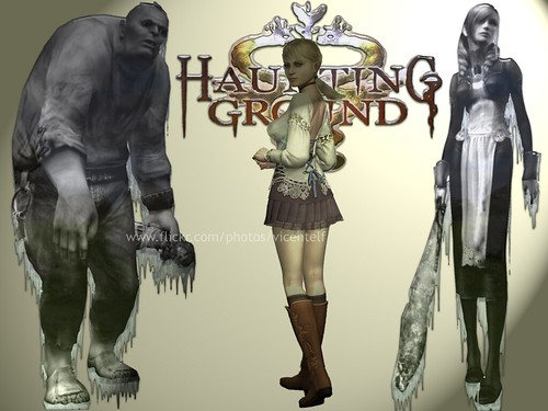 Haunting Ground | Haunting Ground game Wallpaper ...