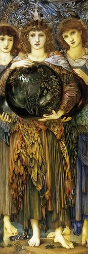 BURNE-Jones, Edward Days of Creation (Third) 1870-1876 | by carulmare
