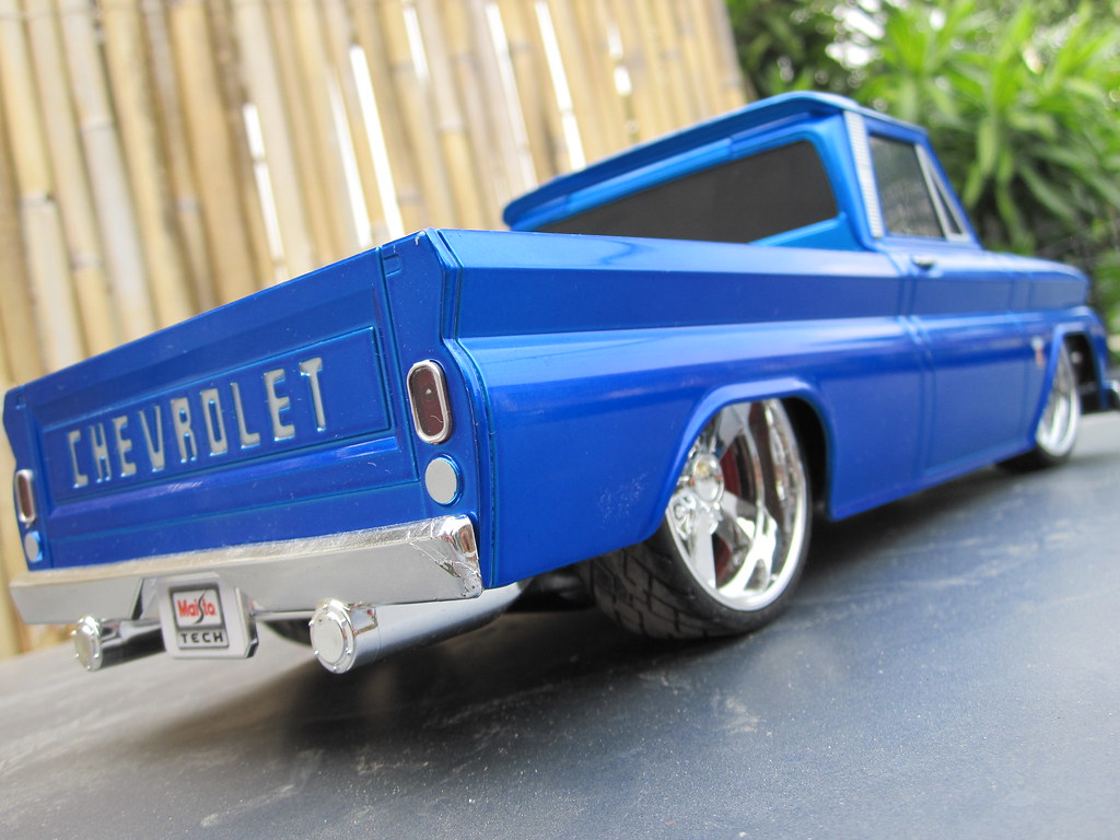 All Chevy chevy c-10 : 1/16 scale R/C Maisto 1964 Chevy C-10 | Jose Michael S. Herbosa ...