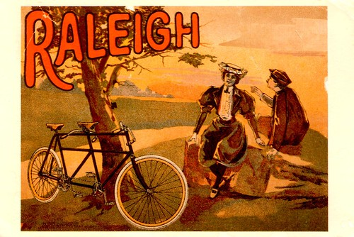 Raleigh vintage adverts | by Mark Gell